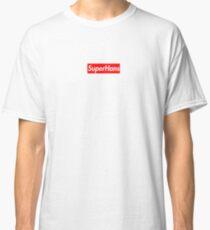 SuperHans - Peep Show x Supreme Parody Classic T-Shirt