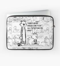 All the Nothing Laptop Sleeve