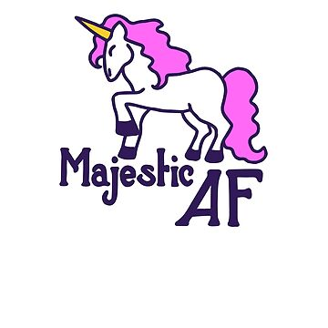 Majestic AF by Boogiemonst