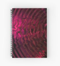 Timetravel ~ In Motion Spiral Notebook