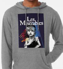 Sudadera con capucha ligera ¡Los Miserables!