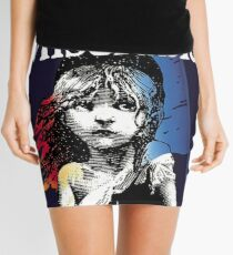 Minifalda ¡Los Miserables!