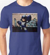 Mega man in the streets T-Shirt