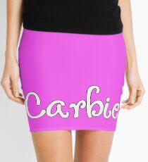 Carbie Girl BBW Beautiful Women Love Food T-shirt Mini Skirt
