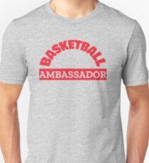 Basketball Ambassador Unisex T-Shirt