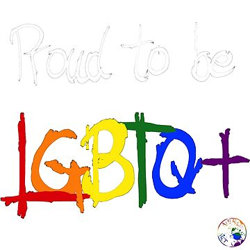 Proud to be LGBTQ+  by INeroDevil