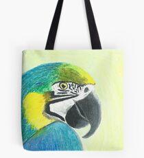 Ara - Oil pastel Tote Bag