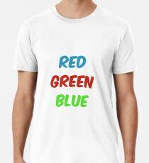 Das Stroop Effekt T-Shirt Premium T-Shirt