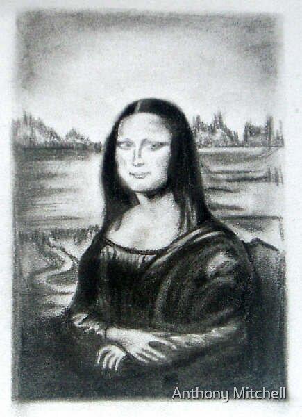 Mona Lisa by Anthony Mitchell