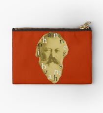 Brahms 4 (Red) Studio Pouch