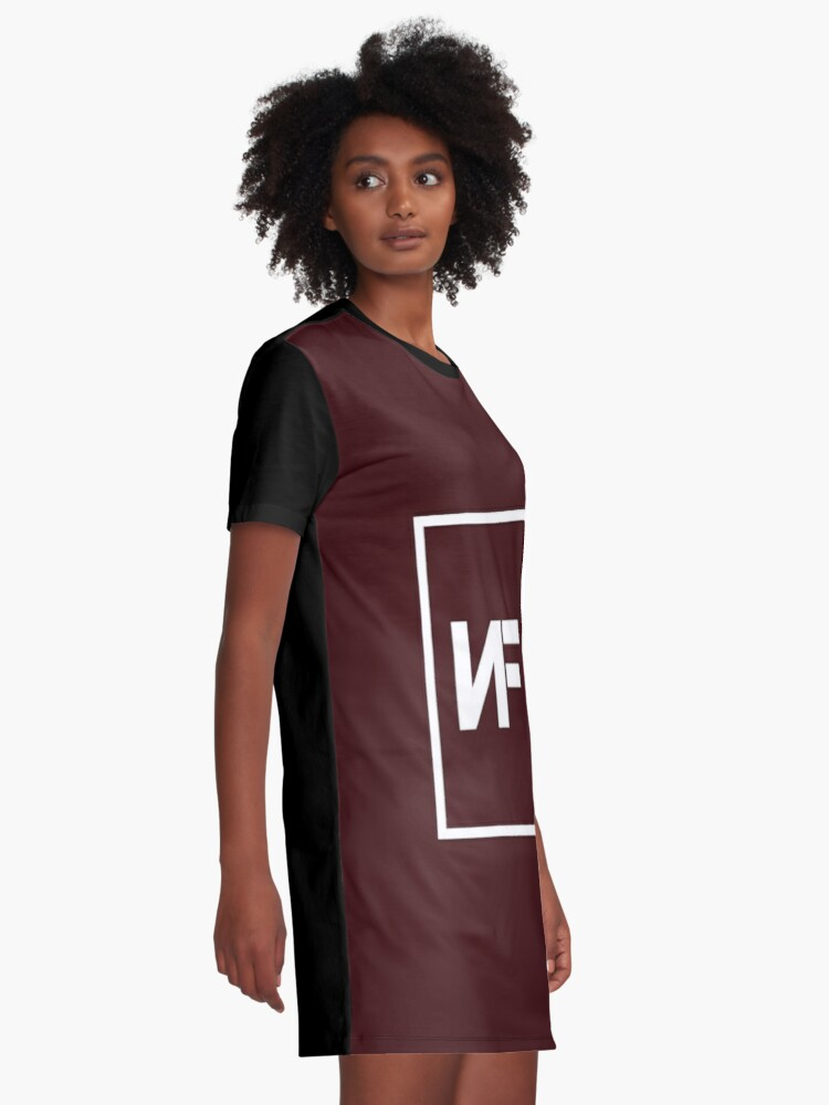 Alternate view of Nf - Simple  Graphic T-Shirt Dress
