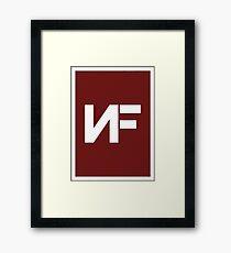Nf - Simple  Framed Print
