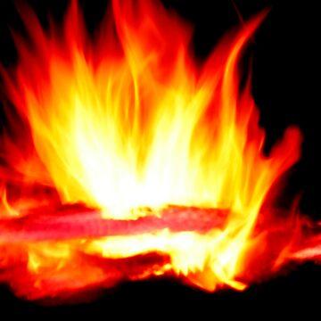 burning soul by HarryHutchin