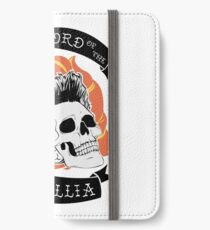 Gozer 'The Gozerian' Ghostbusters iPhone Wallet/Case/Skin