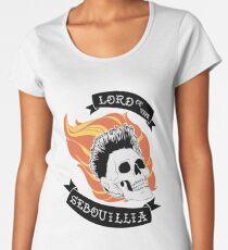 Gozer 'The Gozerian' Ghostbusters Women's Premium T-Shirt