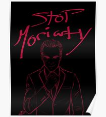 Stop Moriarty Poster