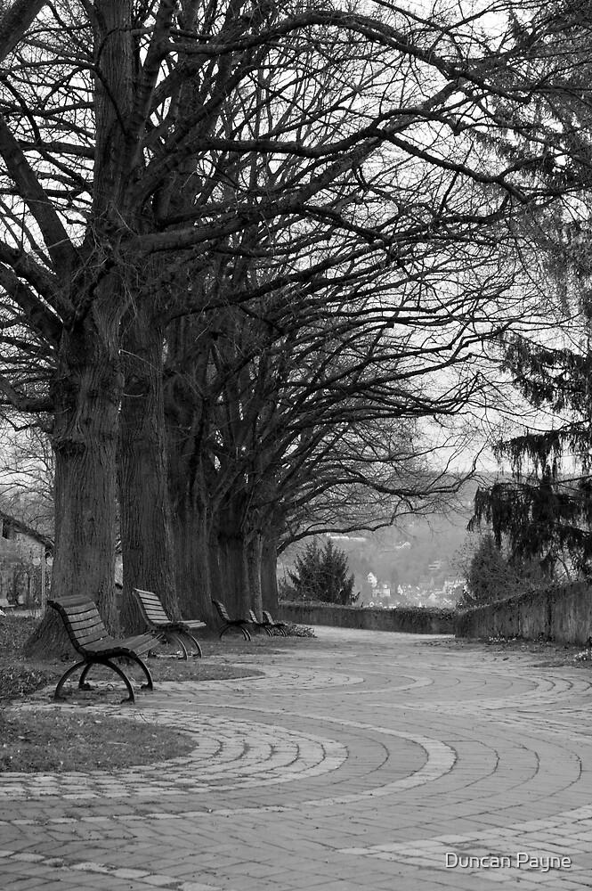 Stillness by Duncan Payne