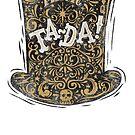 Ta-da! by kdigraphics