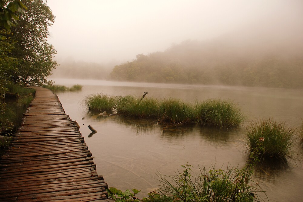 Misty Waters by PPDesigns