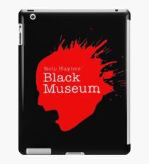 Black Mirror - Black Museum iPad Case/Skin