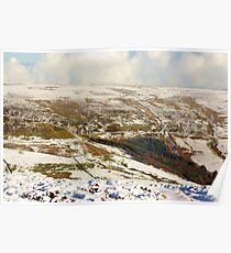 Views of the North Yorks Moors National Park #7 Poster