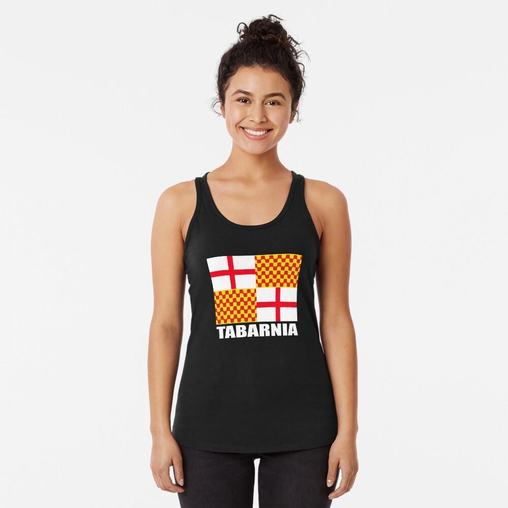 TABARNIA FLAG #tabarnia #TabarniaLliure Camiseta con espalda nadadora