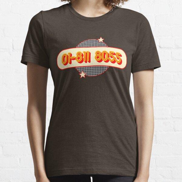 01 811 8055 Essential T-Shirt