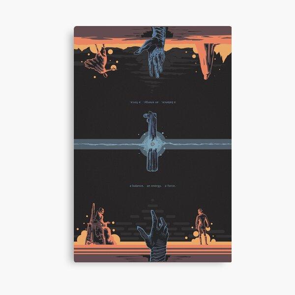 A Balance Canvas Print