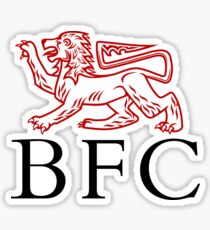 Banking Finance Club BFC Sticker