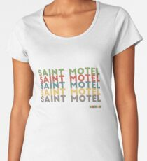 Saint Motel Women's Premium T-Shirt
