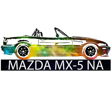 Mazda Miata/MX5 - Space Edition by mudfleap
