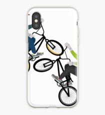 Vinilo o funda para iPhone Bikers