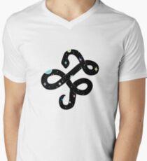 Snake of Chaos V-Neck T-Shirt