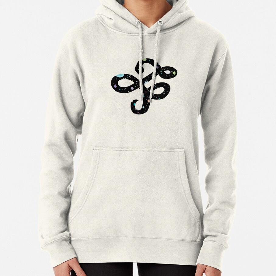 Snake of Chaos Pullover Hoodie