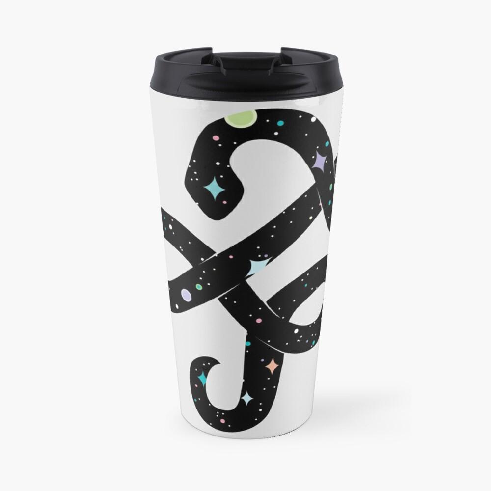 Snake of Chaos Travel Mug