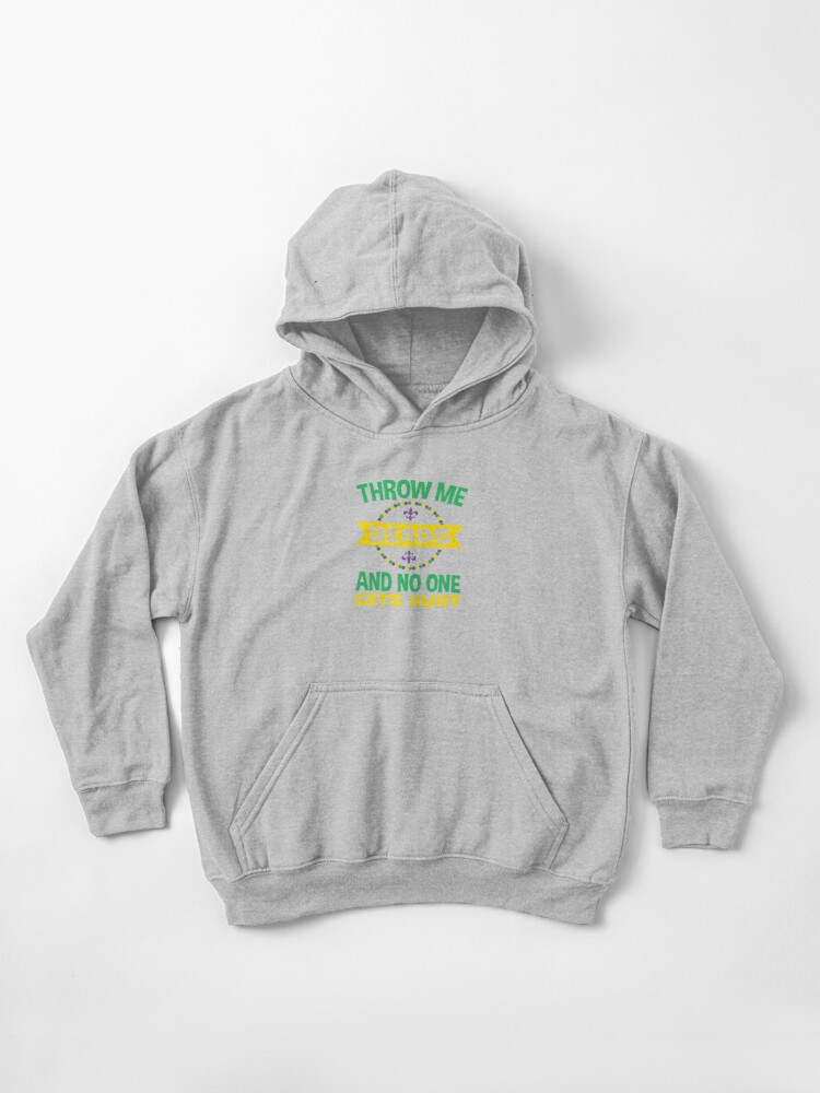 Got Beads Mardi Gras New Orleans Fat Tuesday Party Hoodie Pullover Sweatshirt
