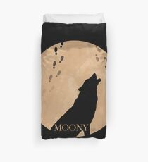 Moony Duvet Cover