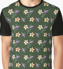 Spring flowers 2 Graphic T-Shirt