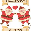 Comfort & Joy by Andy Bauer