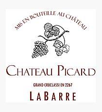 Chateau Picard Vintage - 2267 Photographic Print