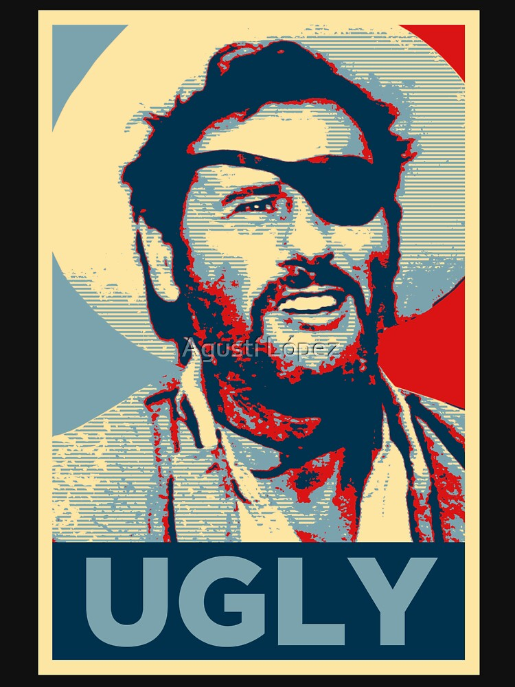 Ugly - The Good, The Bad and The Ugly by AgustiLopez