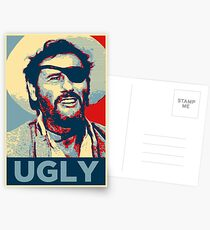 Ugly - The Good, The Bad and The Ugly Postcards