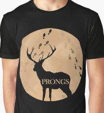 Prongs Graphic T-Shirt