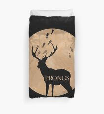 Prongs Duvet Cover