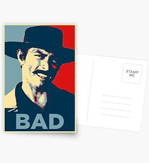 Bad - The Good, The Bad and The Ugly Postcards