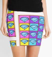 diamonds2 Mini Skirt