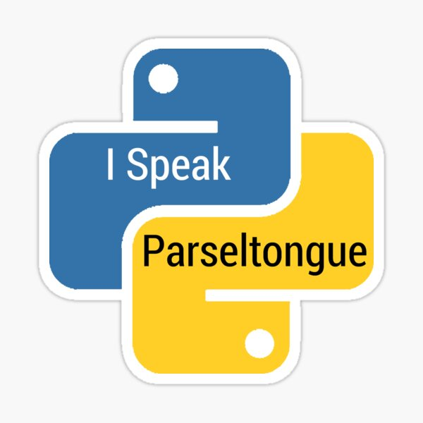 I speak Parseltongue Sticker