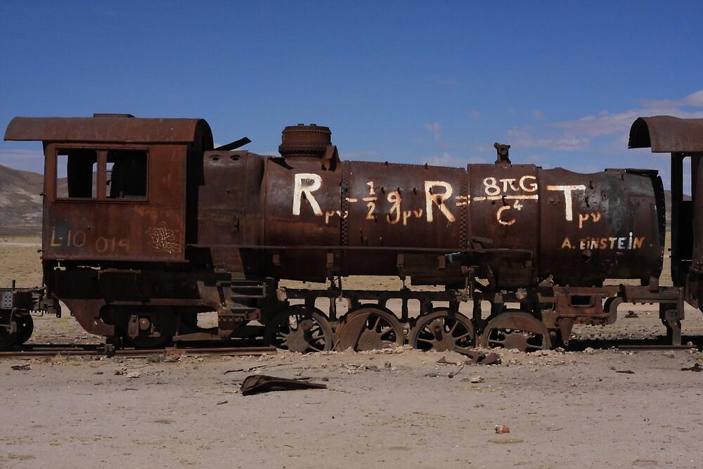train cemetery, bolivia by nickaldridge