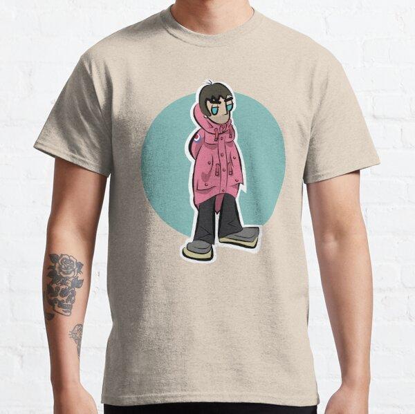 LG - Parka Monkees - Cartoon LGv1 (Pink Parka - Big Issue) Classic T-Shirt
