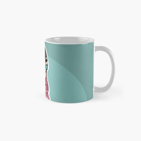 LG - Parka Monkees - Cartoon LGv1 (Pink Parka - Big Issue) Classic Mug